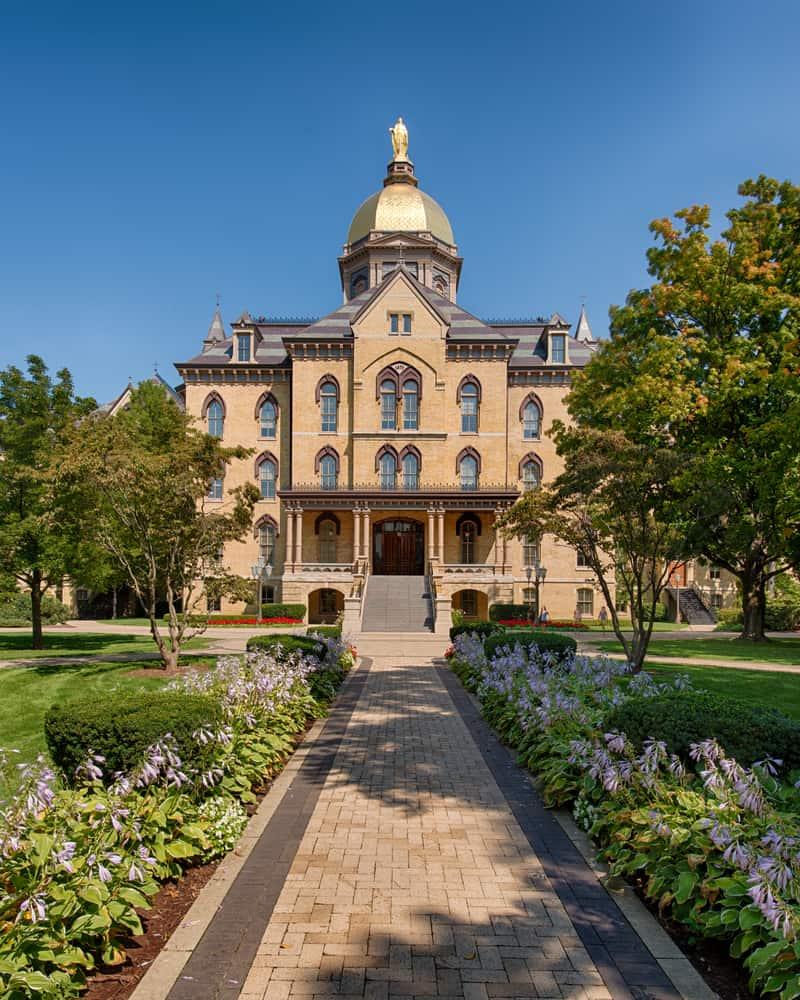 Pics Photos - University Of Notre Dame