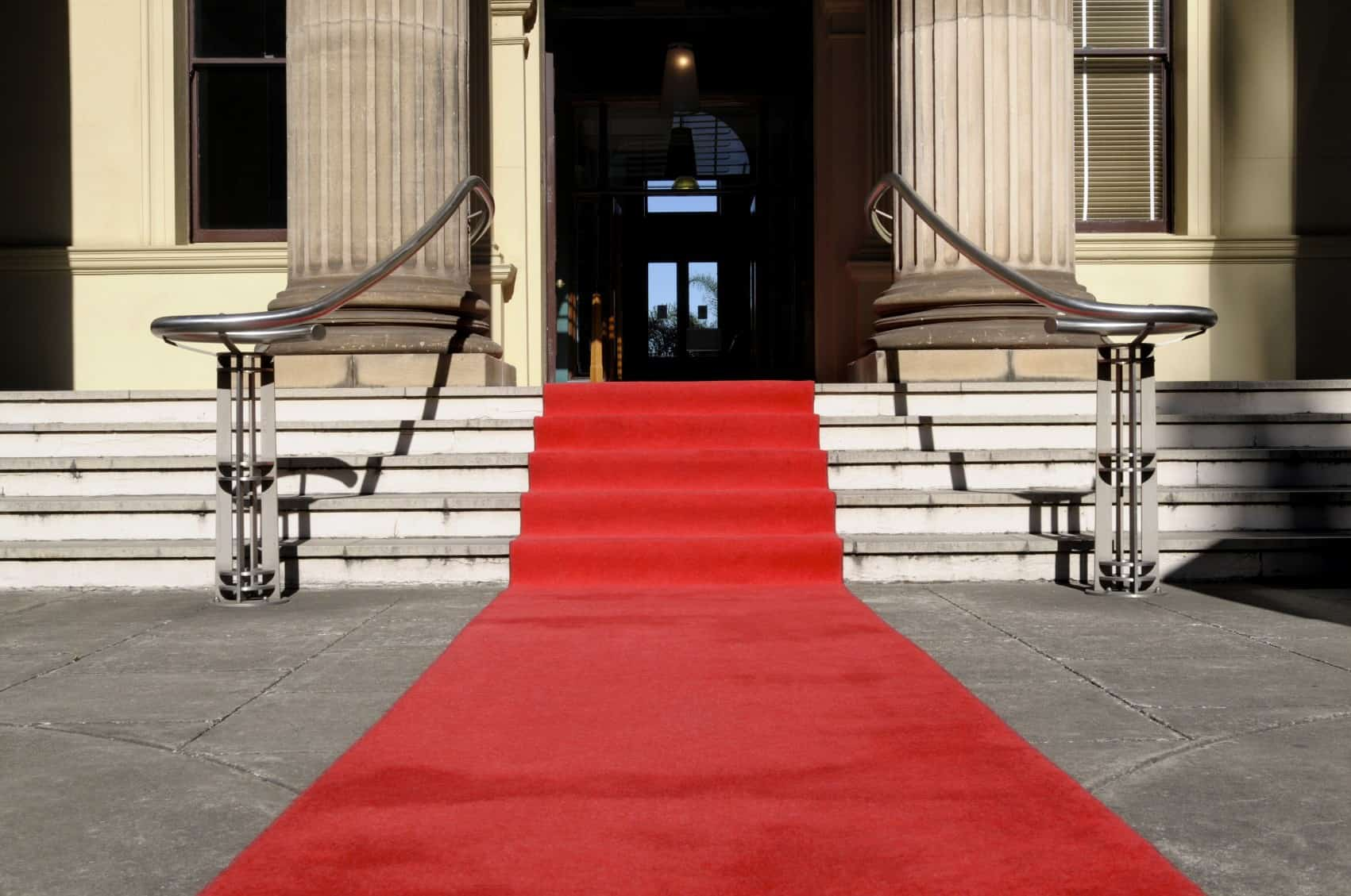 """Featured image for """"Beware of the College Red Carpet"""""""