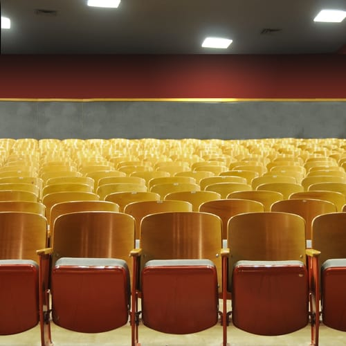 """Featured image for """"Why Colleges Are Stressed About Filling Their Seats"""""""