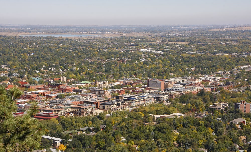 CU Boulder