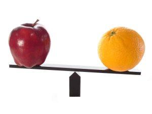 apples:orang