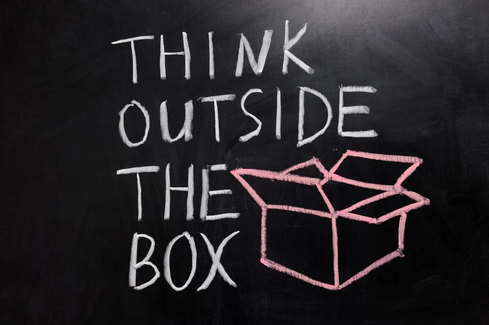 """Featured image for """"Thinking Outside the College Box"""""""